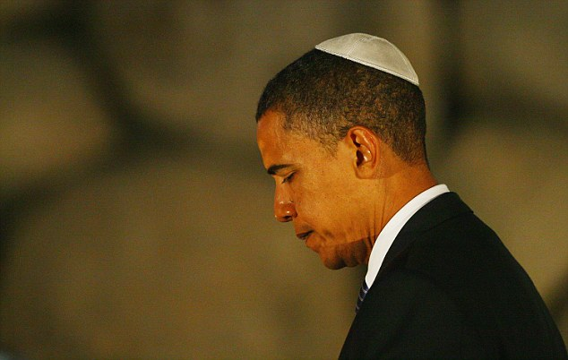 Barack Obama Visits Israel