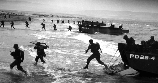 Invasion-of-Normandy
