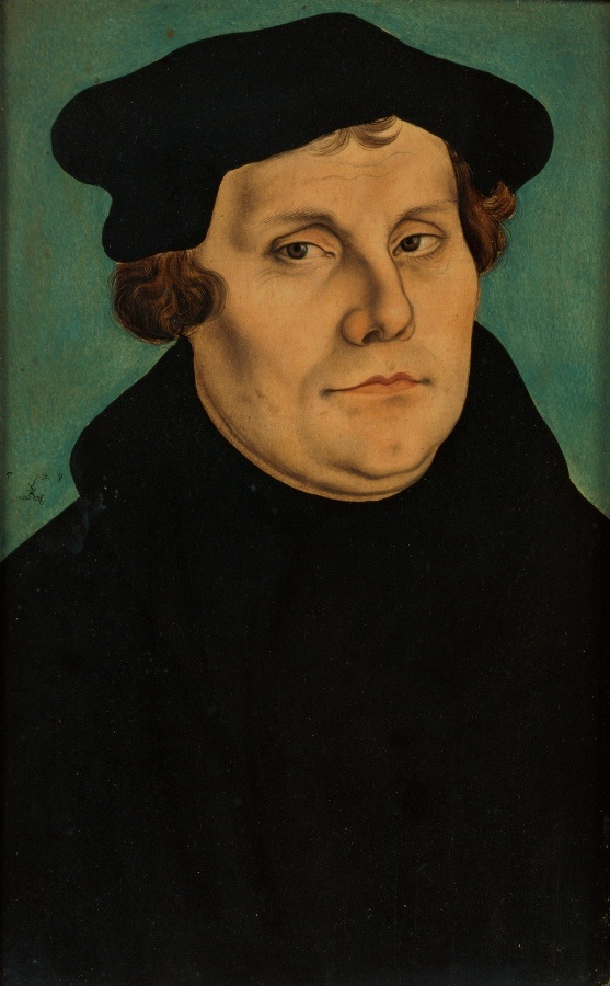 Martti Luther.
